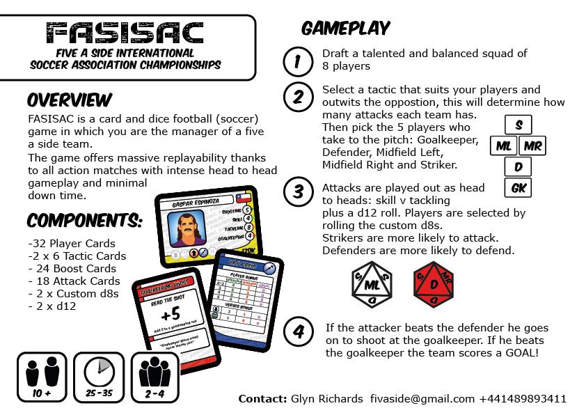 FASISAC Sell Sheet 2.2