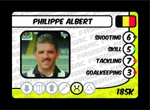 Albert card