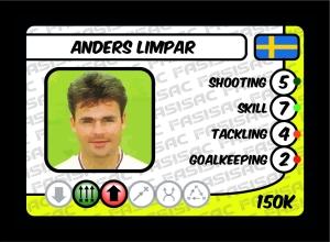 Anders Limpar FASISAC Card