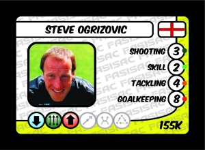 Ogrizovic FASISAC Card