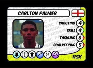 Carlton Palmer FASISAC Card